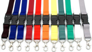 Lanyard inscriptionat
